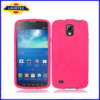 Soft Silicone Cellphone Case Cover for Samsung Galaxy S4 Active i9295 i537
