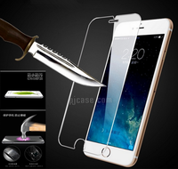 new product 9H Hardness 2.5D Premium tempered glass screen protector for iPhone 6s, glass screen protector for iPhone 6s