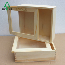 japanese tea boxes square wood box for sale