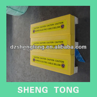 UV resisting HDPE plastic sheet for cable tiles