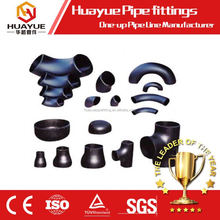 shedule 40 astm a234 wpb butt weld pipe fittings