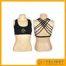 Free Shipping Hot Sale New Design Yoga Bra Top