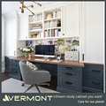 Custom height adjustable study table wooden mdf kitchen cabinet