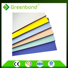 Greenbond external nano building material--pet aluminum composite board