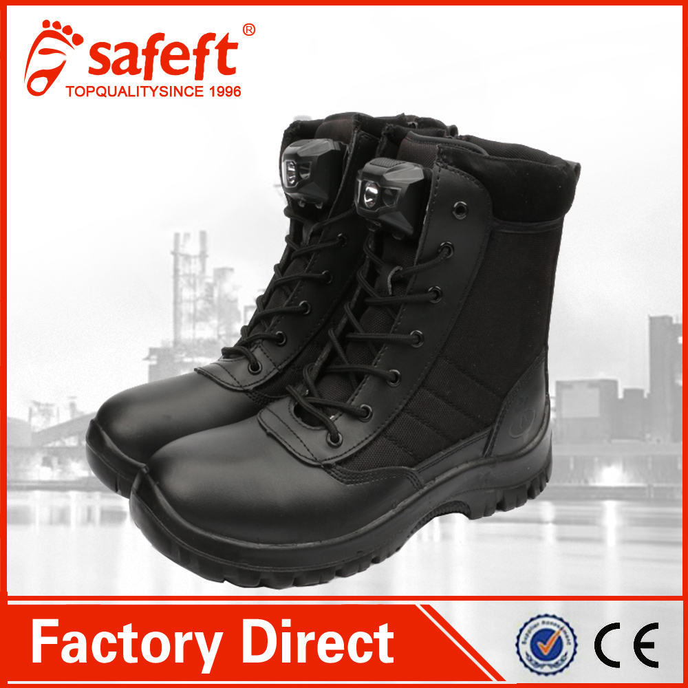 2017 road ppe safety equipment army jungle boots