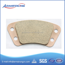 brake parts steel clutch facing