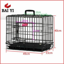 Wire Mesh Fencing Outdoor Dog Kennel Design