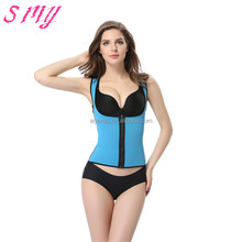 Factory Outlet Wholesale sexy waist reducing corset Sport Vest waist training corset Neoprene Woman slimming Corset