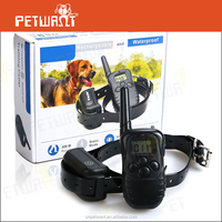 Hot Sale Rechargeable Remote Electric Dog Training Collar Shock Dog Collar Cheap