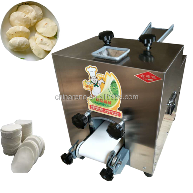 High-efficient Fully Automatic Roti Canai Making Machine
