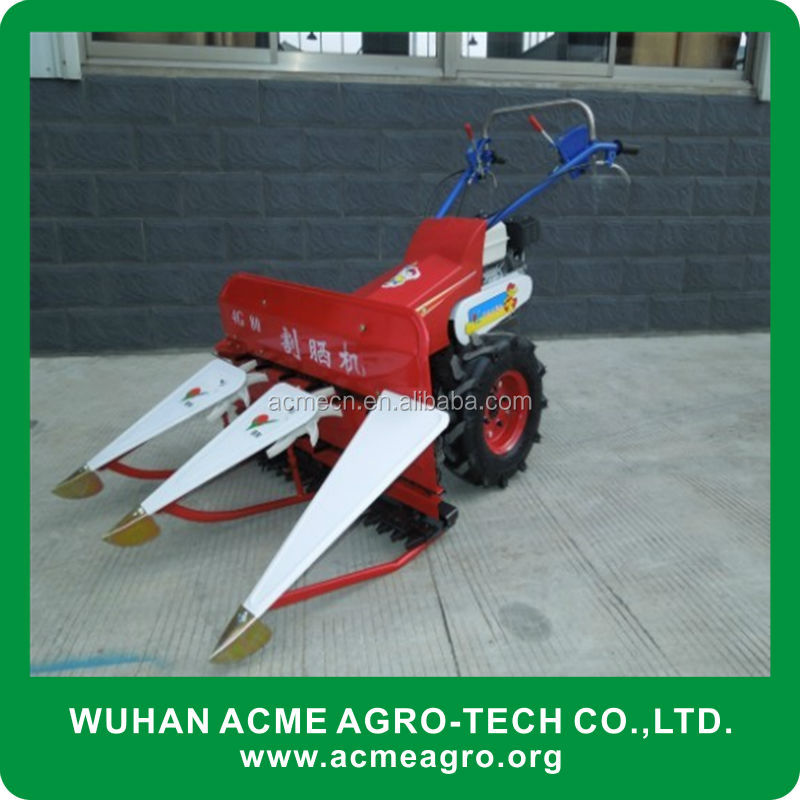 Rice Reaper, paddy harvesting machine, agriculture machine for alibaba sale