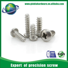 self cutting screws plastic self tapping screw