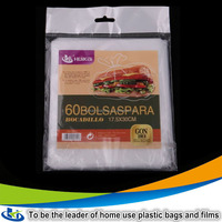 China Supply Plastic Sandwich Packaging Bag/biscuit bag packaging