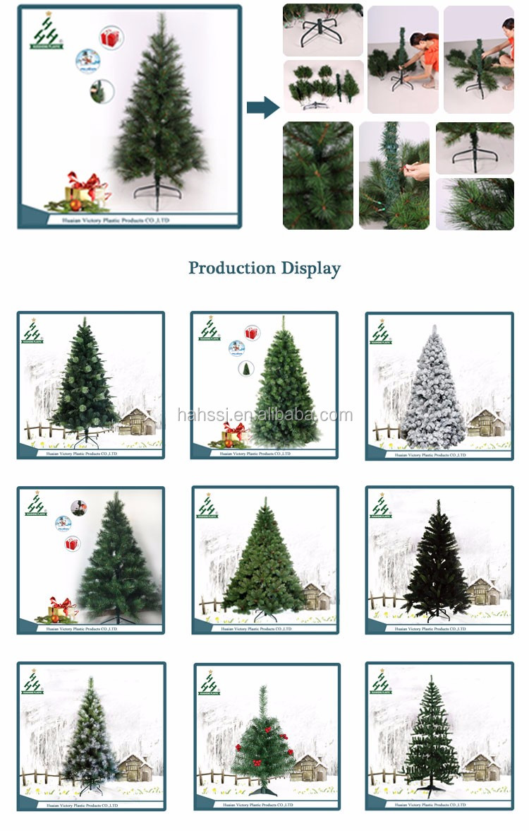 Indoor High Quality Artificial Dollar General Christmas Trees Hs ...