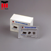 High quality ATM/POS/atm encoder Terminal CR80 cleaning card in stock
