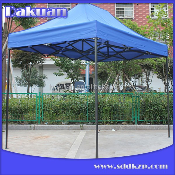 3x3m toldos highly customized display canopy with weight bag