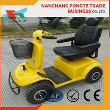 tricycles for disabled CE electric 4x4 golf cart