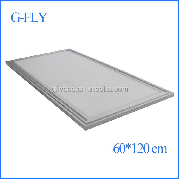 Eco-friendly Exterior LED White Wall Panel Lighter 60x120 cm 72W