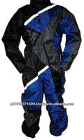 Custom go Shine rain kart suit Competition Indoor Kart Racing cordura suit