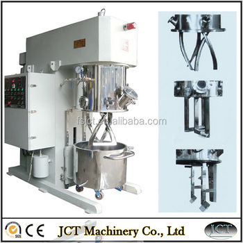 Multi-functional Industrial Powered Mixer With Blending, Kneading, Shearing, Dispersing