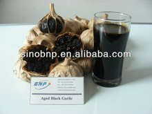 100% Natural manufacturer aged black garlic extract liquid