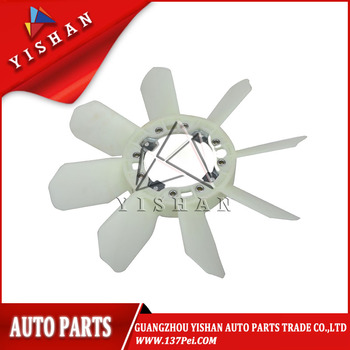 8-97318963-0 (8973189630) AUTO FAN VOOR ISUZU D-MAX 4JA1TH1