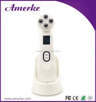 Portable radio frequency face lift device radio frequency facial firming machine for home use