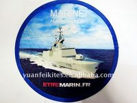 MARINE Nationale Flying Disc, Foldable 25cm-Frisbee