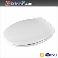 Slow close ceramic granite toilet seats
