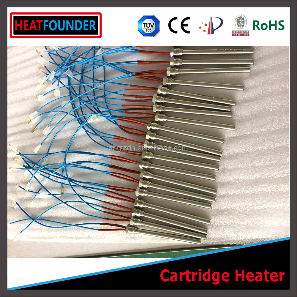 HEATFOUNDER CE Approved Water Cartridge heater for towel warmer
