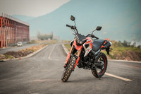 new 250cc Tekken / crossover / EEC motorcycle,2015 new design motorcycle