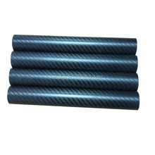 Factory Discount Twill Wowen 3K Carbon Fiber Pipe 23mm*25mm*300mm