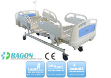 Hot sale!Hospital bed hand control hospital bed;electric massage bed used;DW-BD123