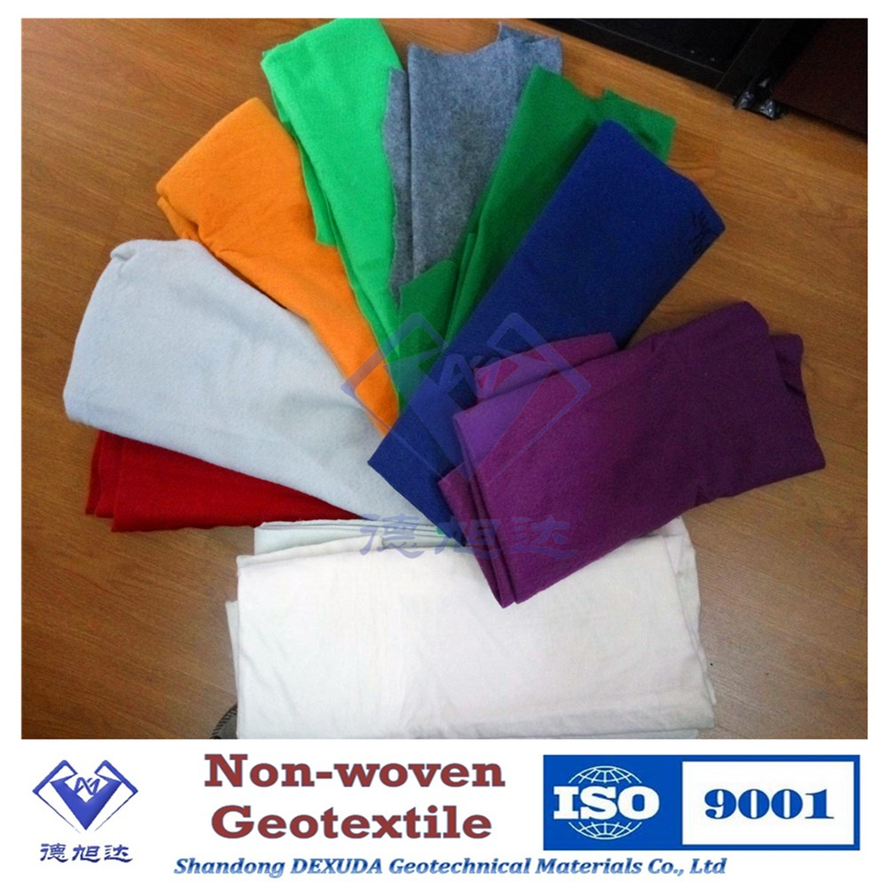 cheap construction materials geotextile