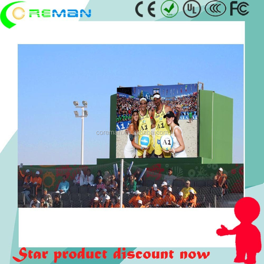 NEC led wall panel board / led screen panel tv wall for 3D live show