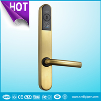 Factory Supply Smart Hotel Key Switch Lock with RFID Card Key