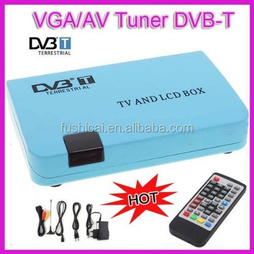 lcd tv box+ dvb-t tuner/qs901-mpeg2