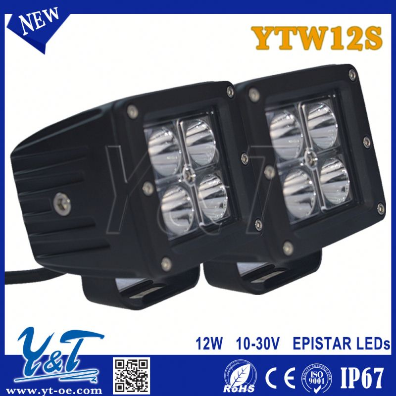 With 30000 Hours Service Life truck lighting Y&T hot led panel round 3w 6w 12w led panel light