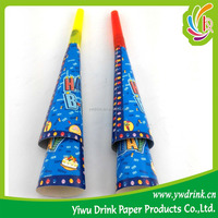 Party Items Noise Maker Paper Horns