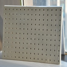 Perforated suspended ceiling gypsum board price