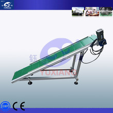 China manufacture 2-20 M conveyor belt system with factory price