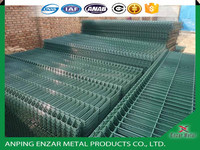 Welded Mesh Fence Fence nylofor 3D Welded Curved Fence