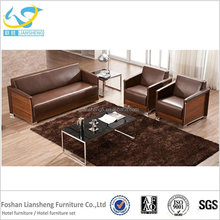 office furniture business lounge sofa sectional leather sofa
