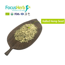 Focusherb Organic Shelled Hemp Seeds