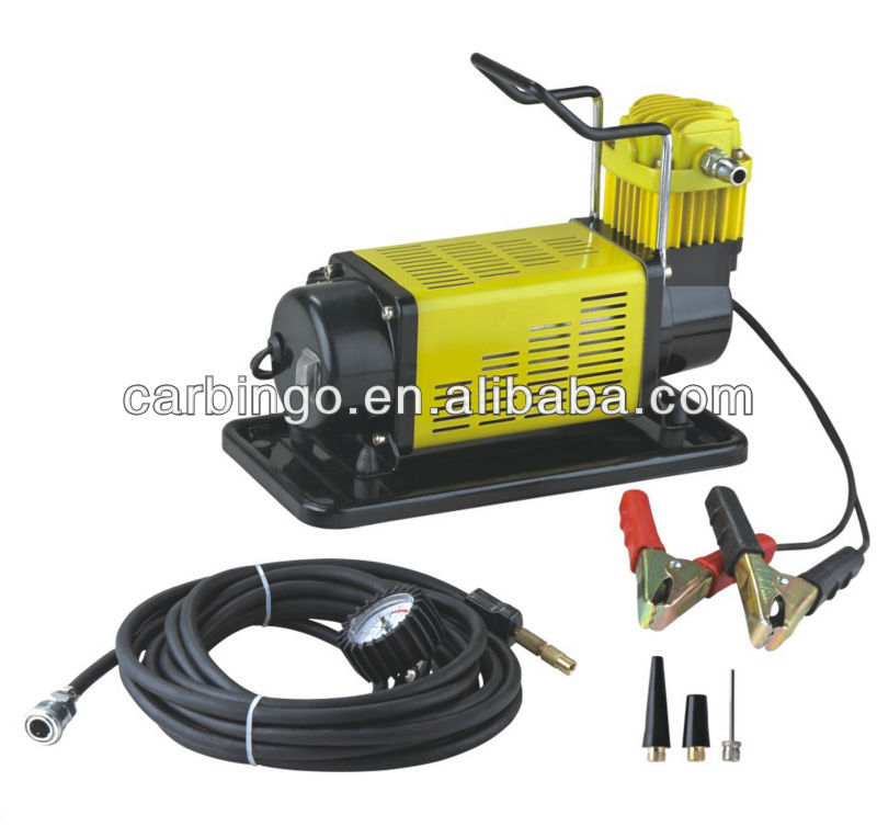 DC 12V Heavy Duty Air Compressor Car Tire Inflator