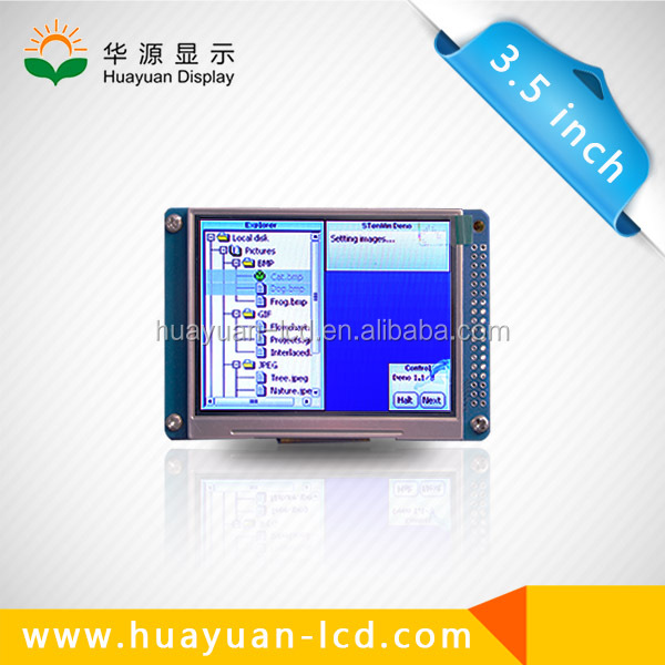shenzhen 3.5 inch 320x240 ips mobile phone lcd touch screen