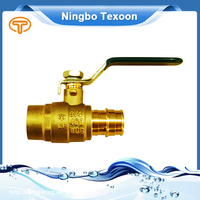China Wholesale High Quality Brass Long Stem Ball Valve
