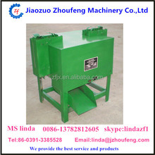 Farm use hot sale high efficiency garlic root cutter for sale