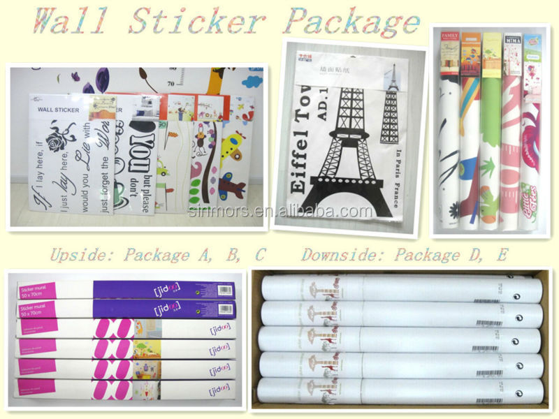 Wall Sticker Package