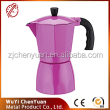 China Manafacture saeco express coffee machine/coffee and espresso pot